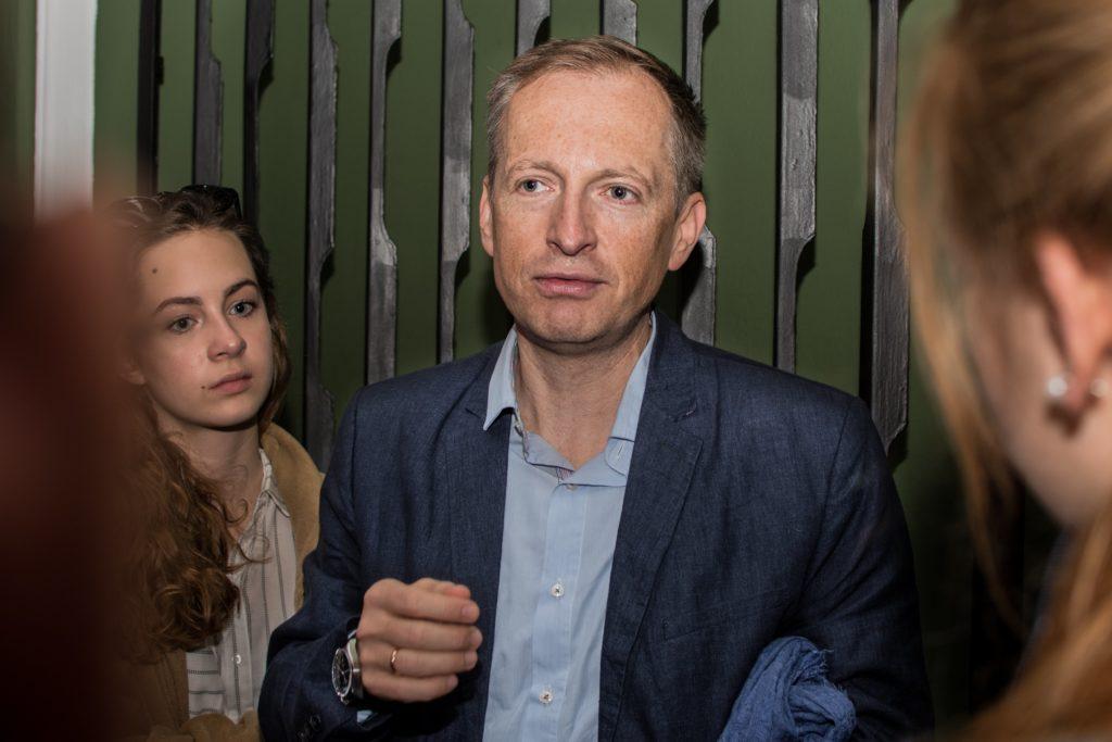 Konrad Piasecki – Polish Journalist of the Year (2015)