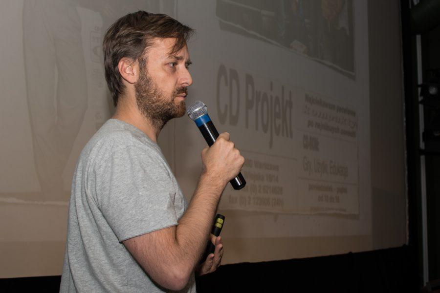 Marcin Iwiński – Co-Founder, CD Projekt RED