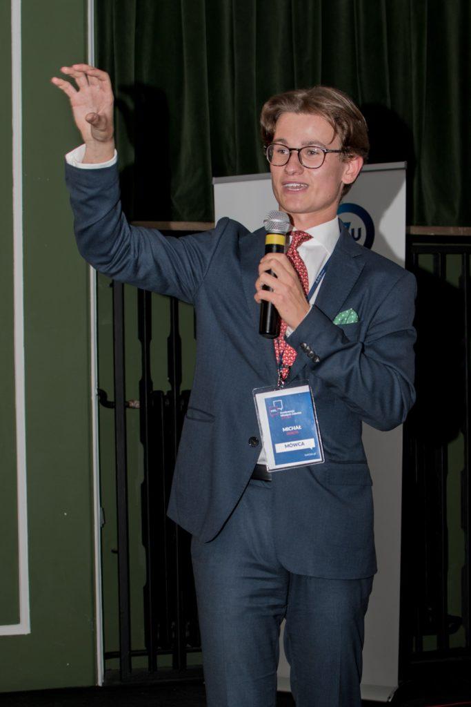 Michał Skręta – UN Youth Delegate of Poland, Stanford University