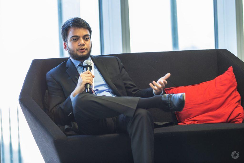 Alan Smith – Host Team President, Harvard Worldmun 2018