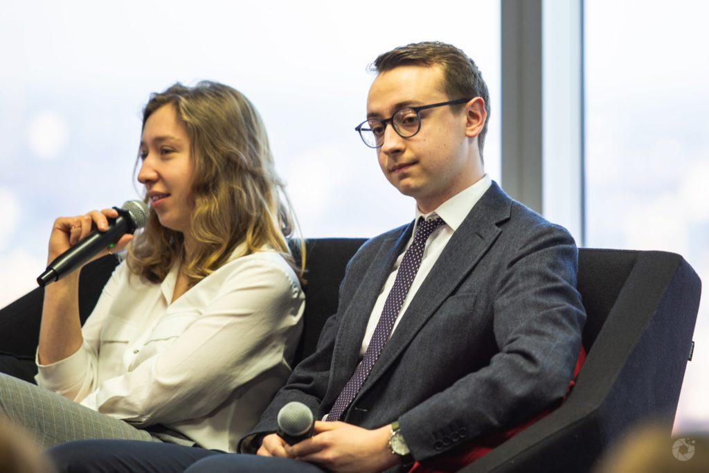 Dorota Kolarska, Jan Zawadowski – Presidents of Polish societies at Oxford and LSE