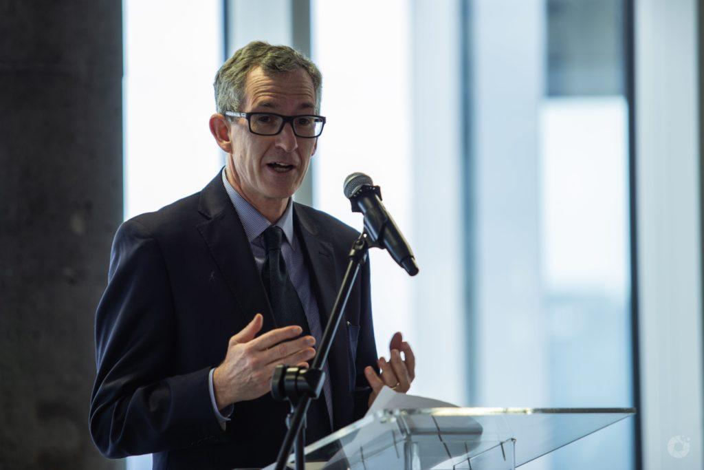 Eric F. Green – U.S. Deputy Chief of Mission